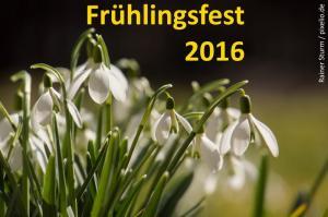 Frühlingsfest 2016