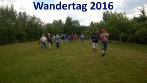Wandertag 2016