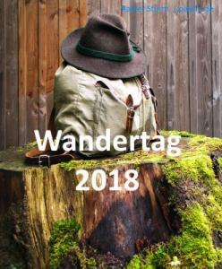 Wandertag 2018